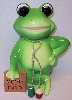 Movie Fund Frog Bank
