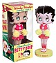 Cheerleader Betty Boop Wacky Wobbler Bobble Head Figurine