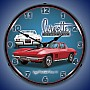 1967 Corvette Lighted Wall Clock