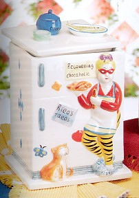 Rosie's Favorite Cookie Jar