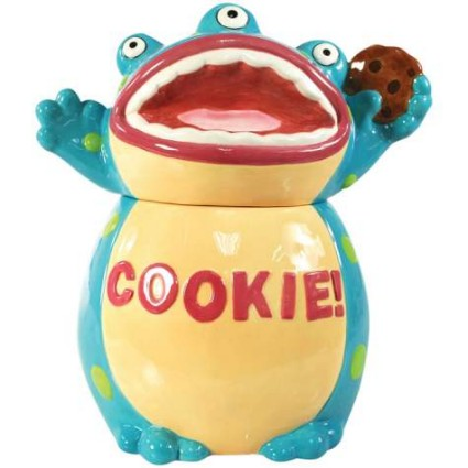 Cookie! Monster Cookie Jar