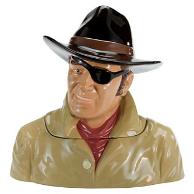 John Wayne True Grit Limited Edition Cookie Jar