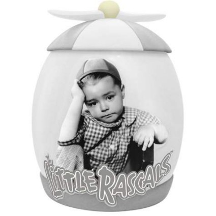 Little Rascals Spanky Propeller Cap Cookie Jar
