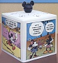 Mickey Mouse Comic Strip Disney Cookie Jar