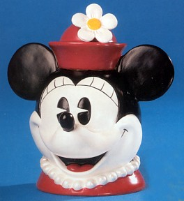 Minnie Mouse Musical Figurine