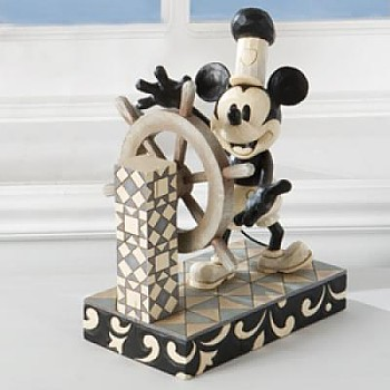 Disney Traditions Mickey Mouse Ahoy Mickey Figurine By Jim Shore