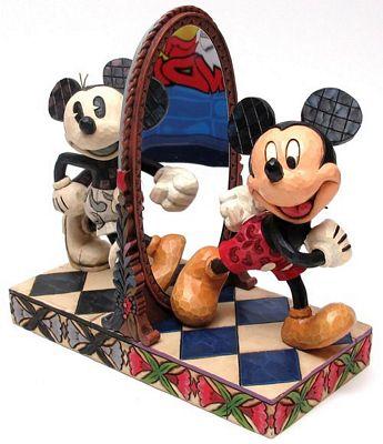Disney Showcase Mickey Mouse Birthday Age 2 Figurine #4017902  |Mickey Mouse Birthday Figurines