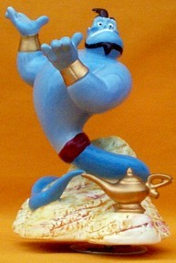 Genie From Aladdin Musical