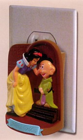 Snow White Talking Night Light