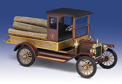 1930 FORD MODEL T PICK-UP TRUCK LIMITED EDITION DIE-CAST 1:16 SCALE MODEL BY THE FRANKLIN MINT