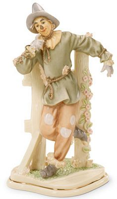 Lenox Classics The Wizard Of Oz Scarecrow Figurine