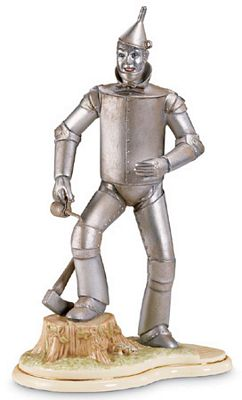 Lenox Classics The Wizard Of Oz Tin Man Figurine
