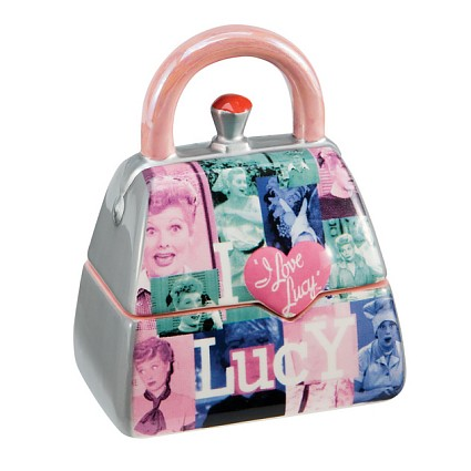 I Love Lucy Handbag Salt And Pepper Shakers