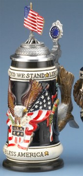 United We Stand Limited Edition Stein