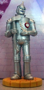 The Wizard Of Oz Tin Man Figurine