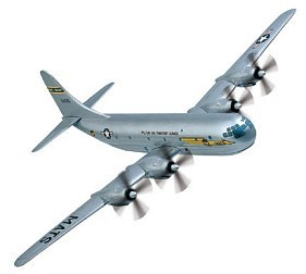 Boeing C-97A Stratofreighter USAF Mats Die-Cast Scale Model Aircraft By Corgi