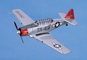SNJ Texan Navy Scale Model Aircraft