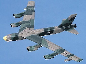 B-52G Stratofortress Scale Model Aircraft