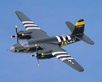 B-26 Marauder Scale Model Aircraft