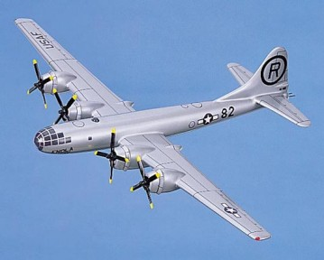 B-29 Super Fortress Enola Gay Small Scale Model Aircraft