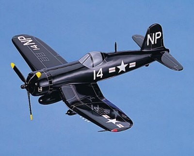 F4U-5N Corsair Scale Model Aircraft