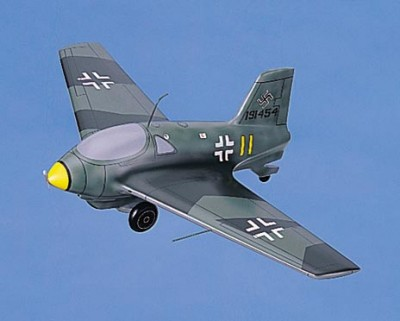 Me 163 Komet Scale Model Aircraft