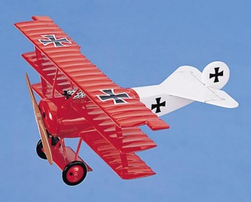 Fokker Dr.1. Scale Model Aircraft