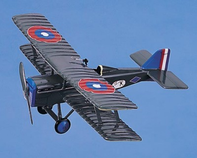 S.E. 5 - RAF Scale Model Aircraft