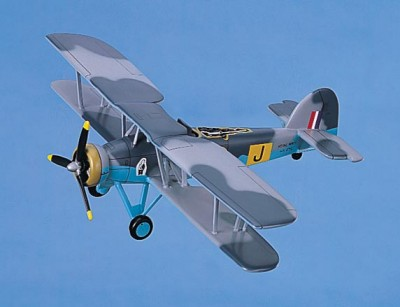 Fairey Swordfish Scale Model Aircraft