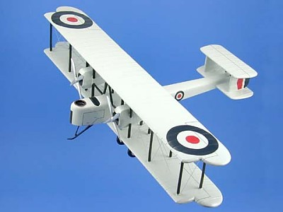 Vickers Vimy Scale Model Aircraft