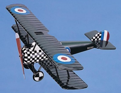 Sopwith F.1 Camel Scale Model Aircraft