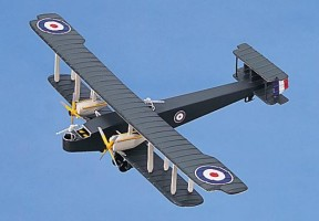 Handley Page 0/400 Scale Model Aircraft