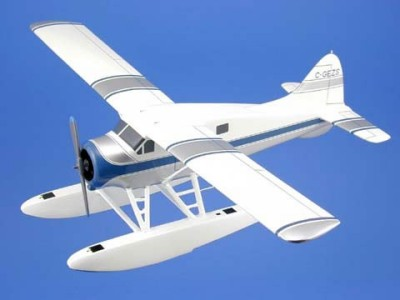 De Havilland DHC-2 Beaver Scale Model Aircraft