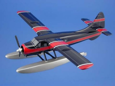 De Havilland DHC-3 Otter Scale Model Aircraft