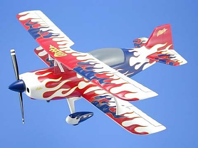 Pitts Special S2-C Scale Model Aircraft