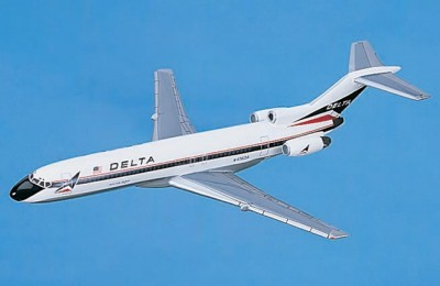 Boeing 727-200 United Airlines Scale Model Aircraft