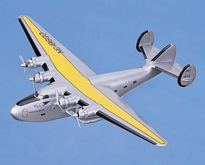 Boeing 314 Yankee Clipper Pan American Airlines Scale Model Aircraft