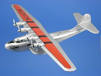 Martin M-130 China Clipper Pan American Airlines Scale Model Aircraft