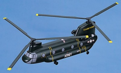CH-47 Chinook Scale Model Helicopter