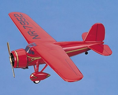 Lockheed Vega Scale Model Aircraft