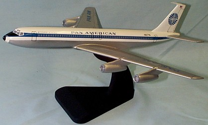 Pan American Airlines 707-321 Custom Scale Model Aircraft