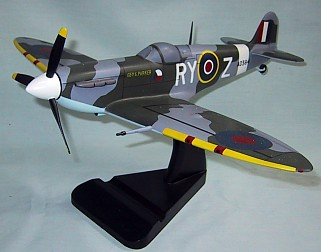 Spitfire Custom Scale Model Aircraft