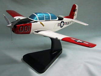 T-34B Custom Scale Model Aircraft