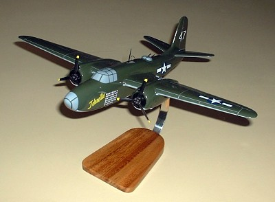 A-20 Havoc Custom Scale Model Aircraft