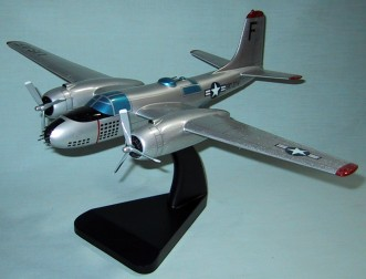 A-26 Invader Custom Scale Model Aircraft