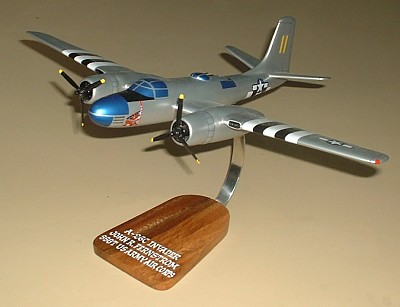 A-26C Invader Custom Scale Model Aircraft