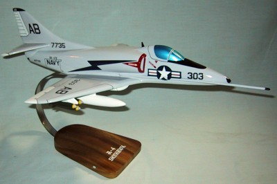 A-4E Skyhawk Custom Scale Model Aircraft