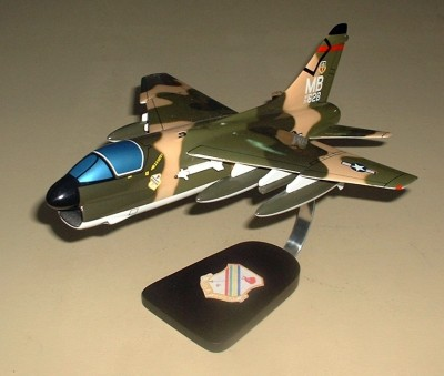 A-7D Corsair II Custom Scale Model Aircraft