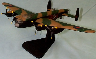 Avro Lancaster Custom Scale Model Aircraft
