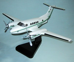 Beech B-200 Custom Scale Model Aircraft